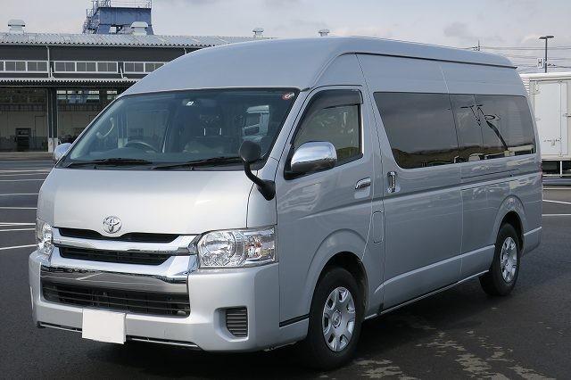 トヨタ 小型 ワンボックス/商用車・乗用車 CBA-TRH224W
