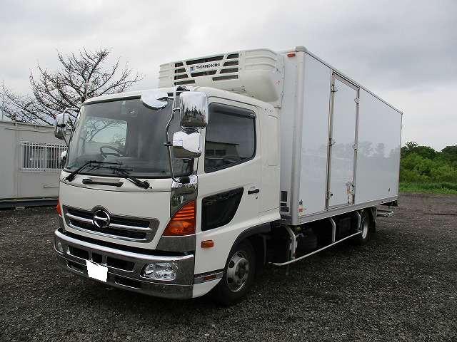 日野 中型 冷凍バン TKG-FD9JLAA