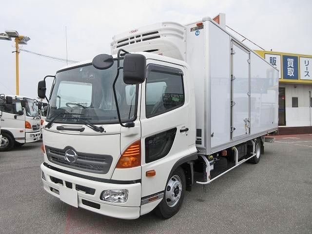 日野 中型 冷凍バン TKG-FC9JKAG