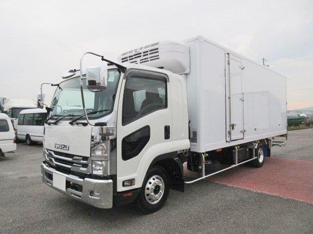 いすゞ 中型 冷凍バン TKG-FRR90S2