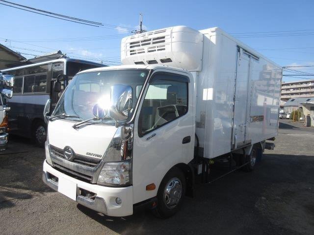日野 小型 冷凍バン TKG-XZU710M