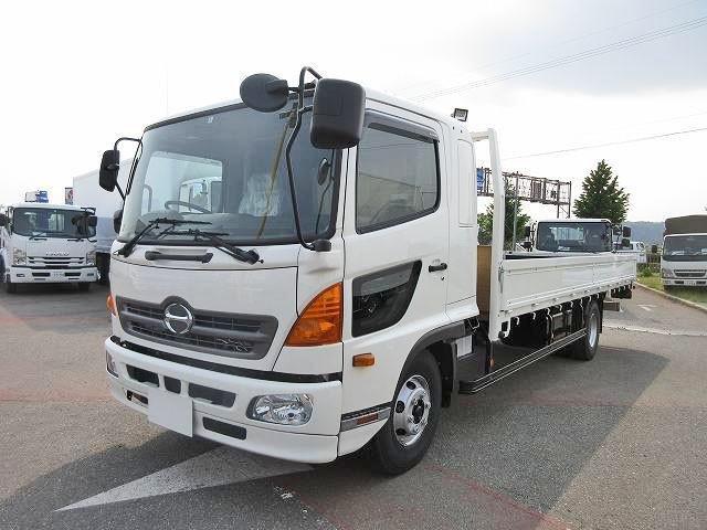 日野 中型 平ボディ TKG-FD7JLAA