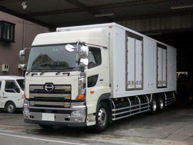 日野 大型 冷凍バン QPG-FR1EXEG