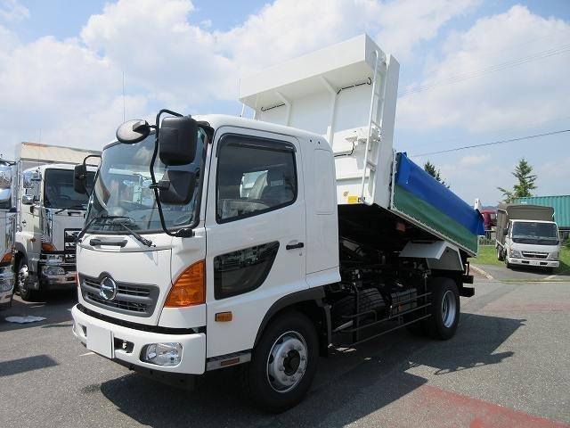 日野 増トン ダンプ LKG-FE7JEAA