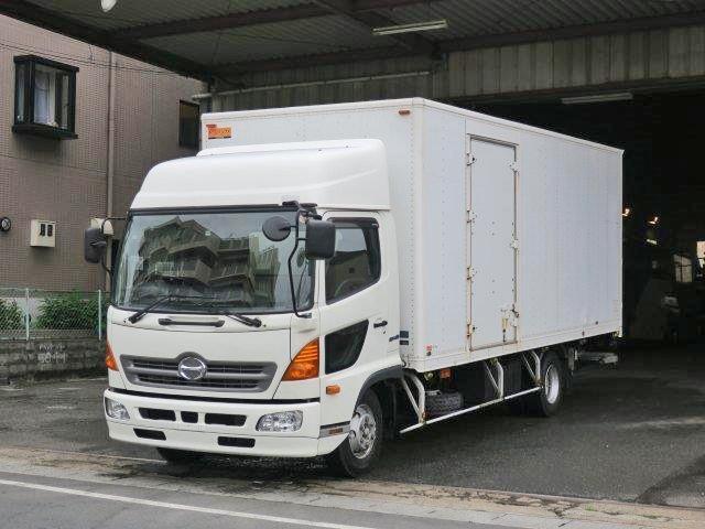 日野 中型 アルミバン SKG-FC7JKAA