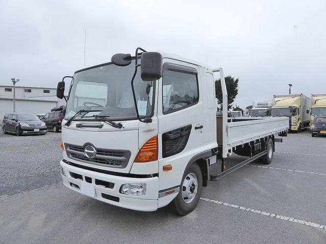 日野 中型 平ボディ TKG-FD9JLAA