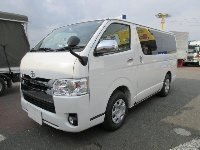 トヨタ 小型 ワンボックス/商用車・乗用車 QDF-KDH201V