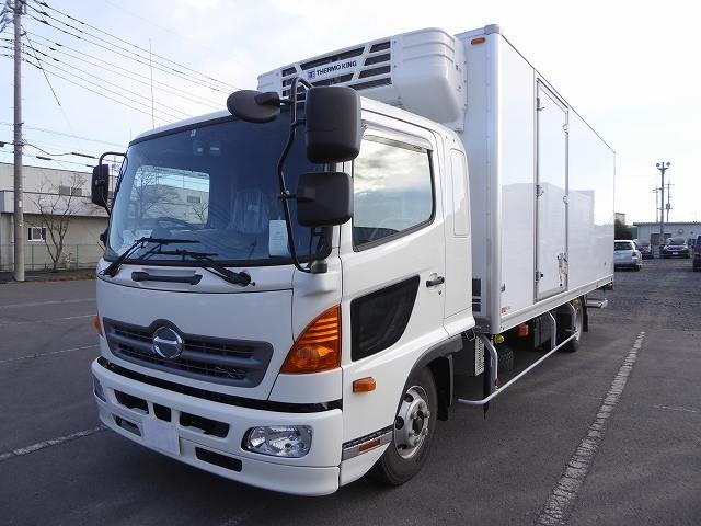 日野 中型 冷凍バン TKG-FD7JLAG