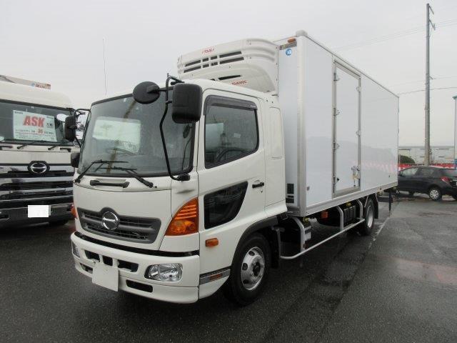日野 中型 冷凍バン TKG-FD9JKAA