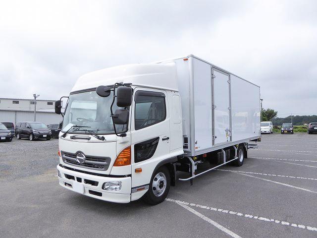 日野 中型 冷凍バン TKG-FD7JLAA