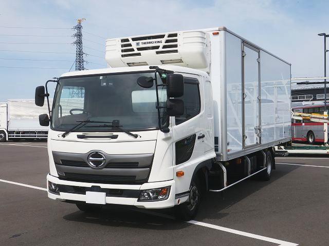日野 中型 冷凍バン 2KG-FD2ABA