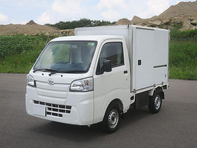 ダイハツ 軽 冷凍バン EBD-S500P