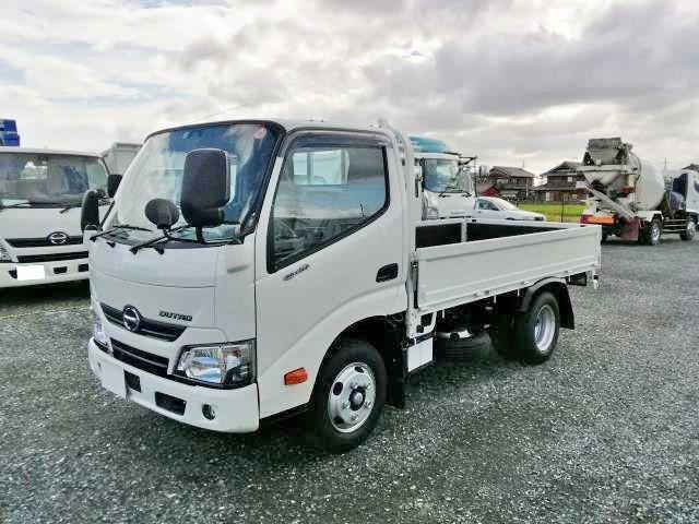 日野 小型 平ボディ TKG-XZC605M