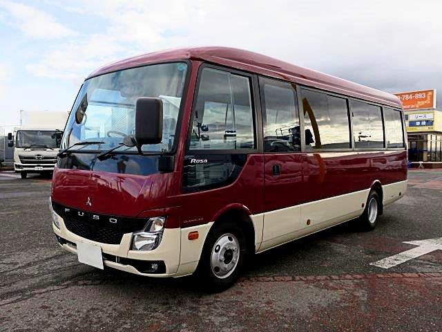 三菱ふそう 中型 バス TPG-BE640G