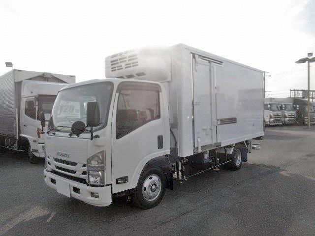 いすゞ 小型 冷凍バン TPG-NPR85AN