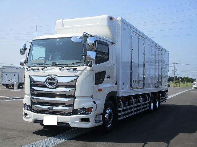 日野 大型 冷凍バン 2PG-FR1AHG