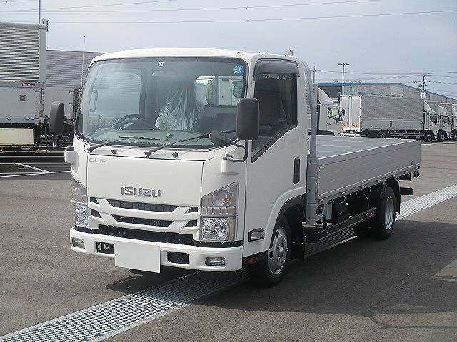 いすゞ 小型 平ボディ TRG-NMR85AR