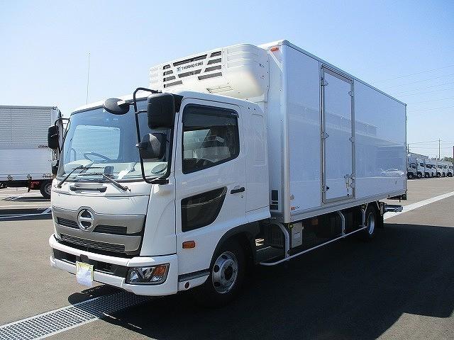 日野 中型 冷凍バン 2KG-FD2ABG