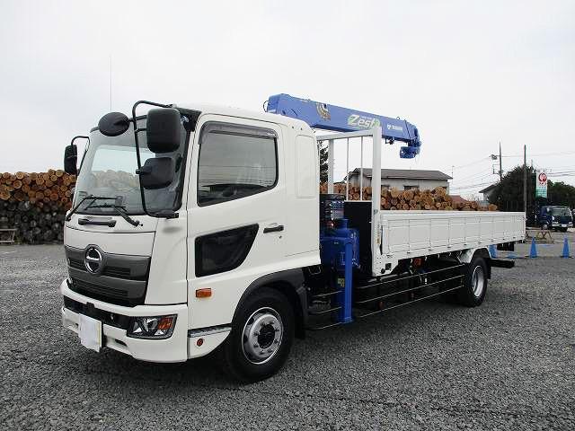 日野 増トン クレーン付 2PG-FE2ABA