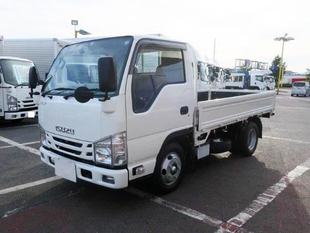 いすゞ 小型 平ボディ TRG-NJR85A