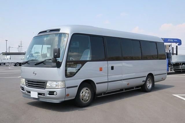 バス 日野 リエッセ