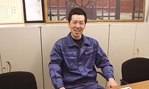関西紙料株式会社 代表取締役社長 澤田 悠介氏