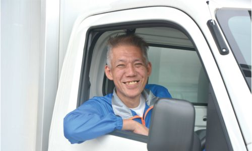 株式会社生活支援物流 営業課 加田 明 氏