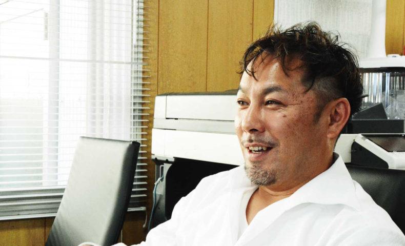 株式会社陽翔通商 代表取締役 山本 哲男 氏