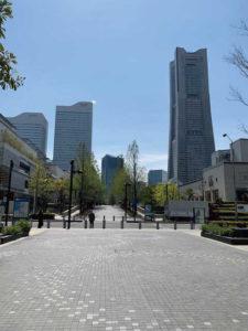 グランモール、横浜美術館、マークイズみなとみらい
