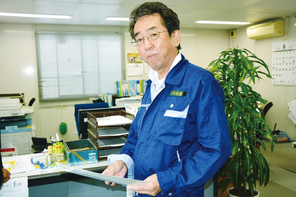 株式会社竹内運輸様 丹羽 敏之 氏