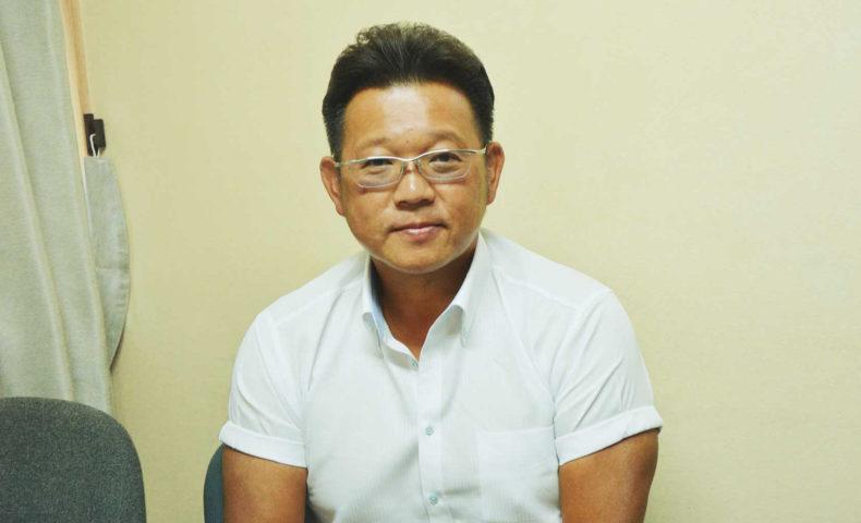 代表取締役 亀田 康一 氏